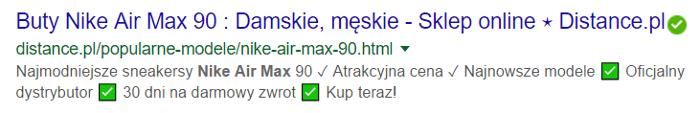 meta opis dla strony