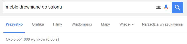 wyniki wyszukiwania liczba