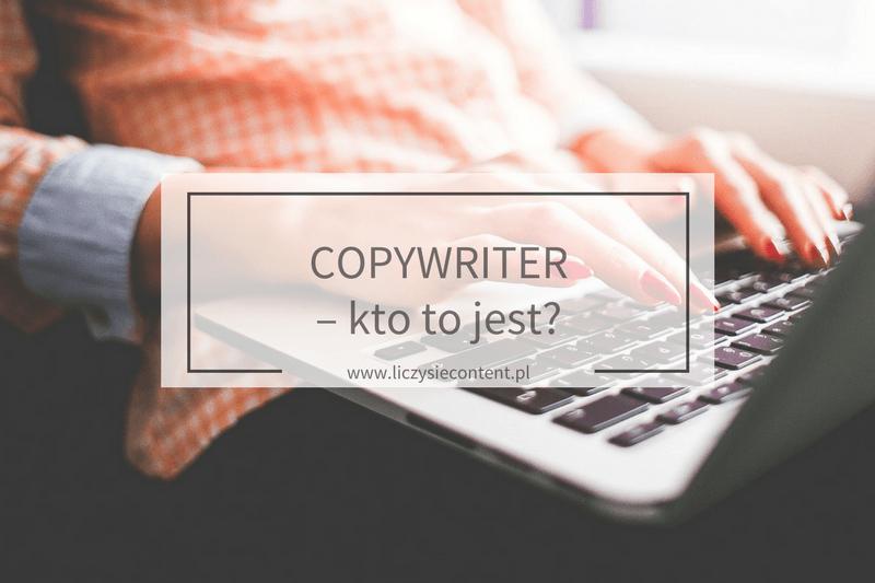 copywriter kot to jest