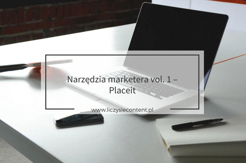 narzędzia marketingu