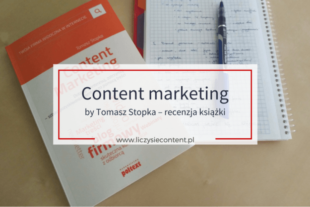 content marketing książka