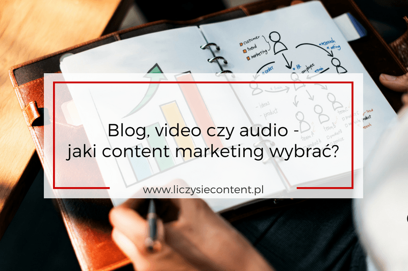 jaki content marketing wybrać