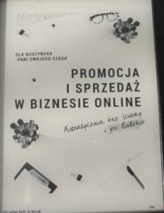 promocja isprzedaż wbiznesie online