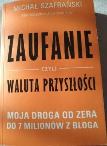 michał szafrański książka czywarto
