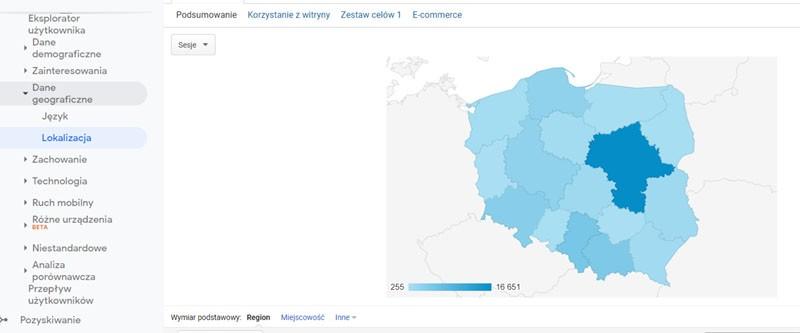 google analytics poradnik