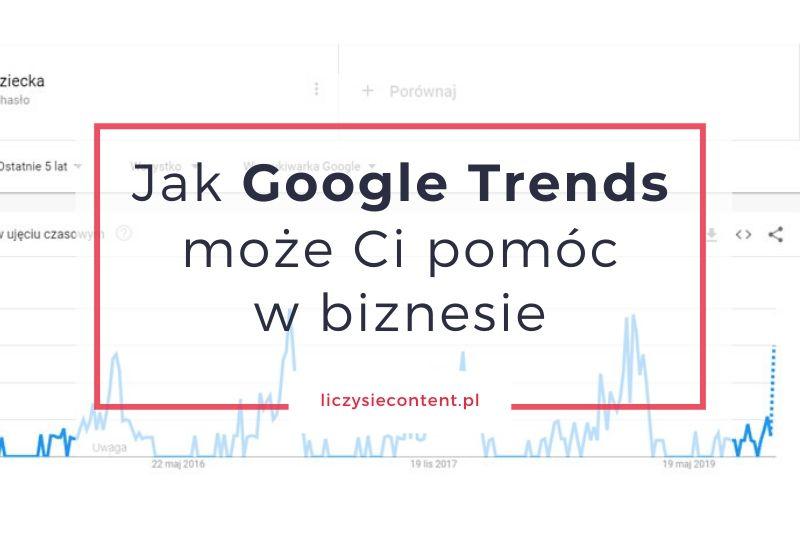 google trends jak korzystać